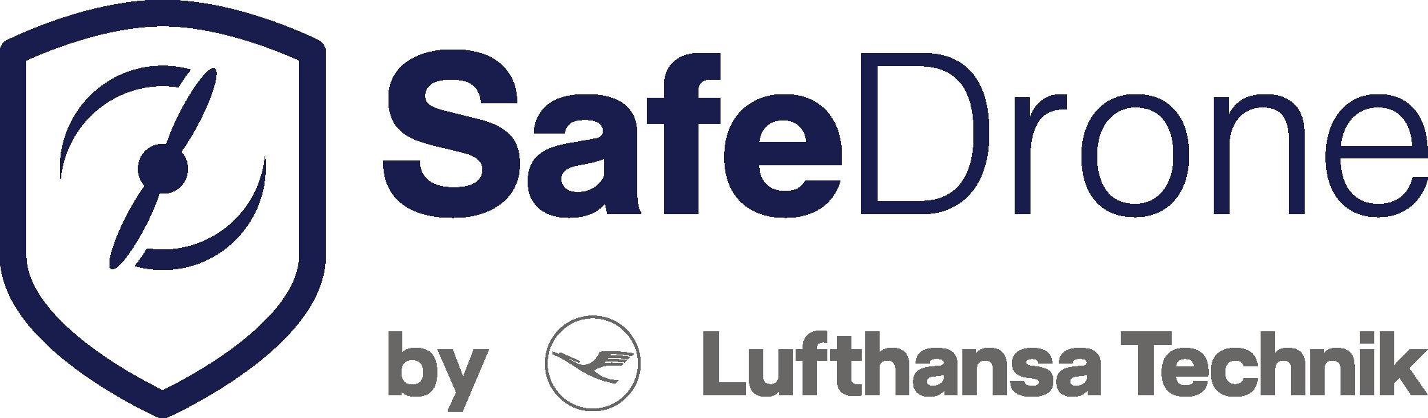 SafeDrone by LufthansaTechnik-Logo