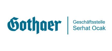 Logo unseres Partners Gothaer Serhat Ocak