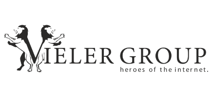 Logo unseres Partners Vieler Group