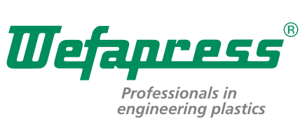 Logo unseres Partners Wefapress