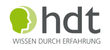 Logo unseres Partners HDT - Wissen durch Erfahrung